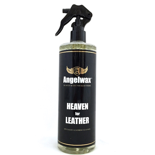 Angelwax Heaven For Leather - Cura Pelle 500 ml