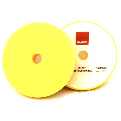 Rupes Tampone Rotary Giallo Fine 75 mm