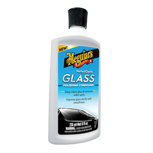 Meguiars Perfect Clarity Glass Compound 236 ml