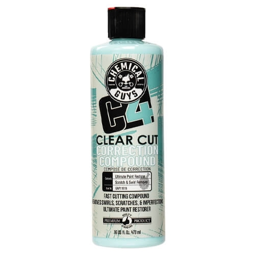 Chemical Guys C4 Clear Compound 500 ml
