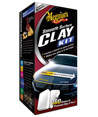 Meguiars Kit Clay Smooth Surface
