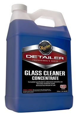 Meguiars D120 Glass Cleaner Concentrate 3,78 lt