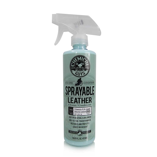 Chemical Guys Leather Cleaner & Conditioner in One 500 ml